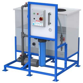 Sistema de Limpieza de Membranas, Industrial & Comercial
