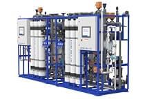 Sistema de Ultrafiltración de Agua, Membranas, Industrial & Comercial