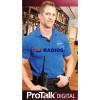 Kenwood NX-340U16P two way radio offers 16 channels in two zones for up to 32 channels total plus 5 watts of power and coverage for up to 370,000 square feet, 33 floors, or up to 7 miles