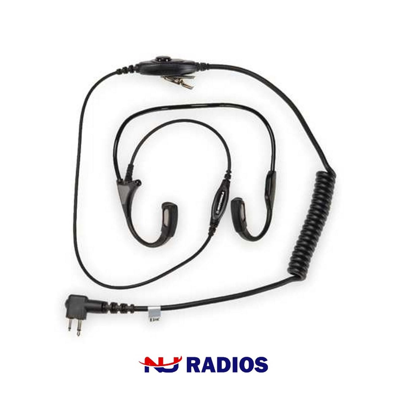 Motorola RMN5114, Lightweight Temple Transducer Headset