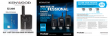 KENWOOD FEBRUARY - MARCH PROMOTION - BUY ONE GET UP TO $35 CASH BACK PER RADIO