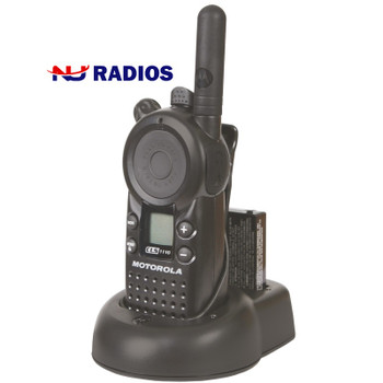 Motorola CLS Series two way radios are small, light, and easy to use. They were designed specifically with businesses in mind, and work great in environments such as: restaurants, retail, schools, event coordination and more.