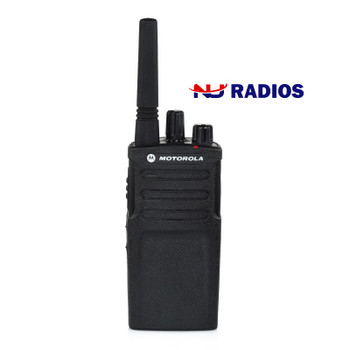 RMU2080 On-Site Two Way Business Radio from Motorola is designed to provide secure workplace communication in environments up to 250,000 square feet or 20 floors of office, hotel or construction sites.