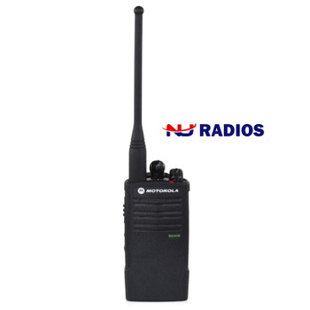 Motorola RDU4100 Two-Way UHF Radio really out performs all others when it comes to toughness. With a metal die-cast chassis encased in polycarbonate. Perfect for Construction Sites.