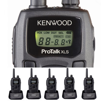 Get your Six Pack today! It will make your employee's very happy. The TK-3230 DX weighs a mere 5.5 oz (155 g) with the rechargeable Li-ion battery and control buttons, which are simple to use with PTT, MON, MENU, CAL, UP and DOWN operations.