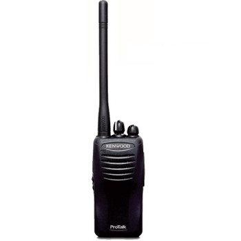 "This Kenwood TK2400V16P is packed with new features include ""Super Lock"" that disables all but PTT and volume settings to prevent accidental channel changes. The Kenwood TK2400V16P now has wireless cloning to duplicate setup of multiple units, Ideal for high noise environments, the Calling Alert button produces a high decibel alert tone to accompany a transmission."