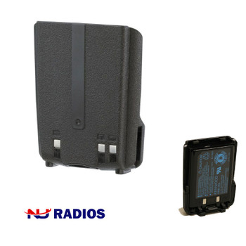 KENWOOD KNB-46L 2000 mAh lithium-ion battery pack as a replacement battery for the TK3230 and TK3230DX series radios.