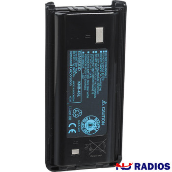 Get your KNB45L 7.2V 2Ah 2000mah Lithium-Ion Battery for ProTalk Radios NX240 and NX340 along with the TK2400 and TK3400 Series.  If you have a KSC-35Sk charging base, this is the battery for you.