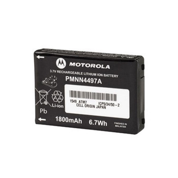 Do you need a new Li-ion battery for your CLS radios? Get this long lasting lithium-ion battery. The PMNN-4497 is a factory replacement for the CLS1110 and CLS1410.
