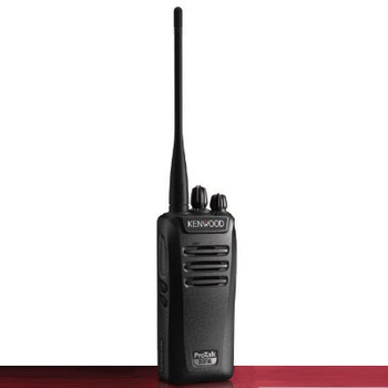This Kenwood with 2 Watts is powerful. The  NX-340U16P2 ProTalk two-way business portable radio with up to 32 channels (16 in each zone), is ideal for communications in construction, manufacturing, retail, movie theaters and grocery stores.