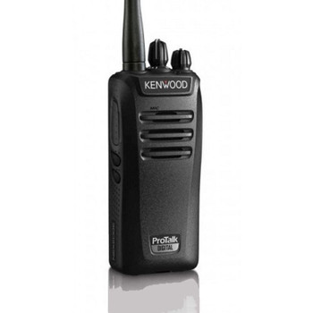 "Kenwood NX-240V16P2 ProTalk Radio has been improved to offer a larger VHF ""bank"" of frequencies, and improved louder sound with more output. Plus it is Digital with the new  6.25 kHz operating zone."