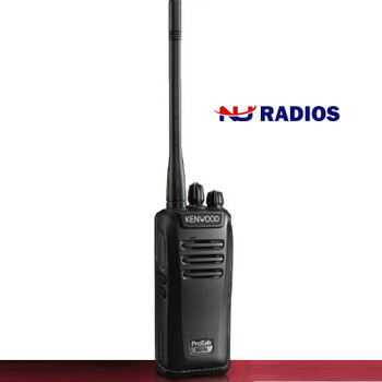 Kenwood's NX240V16P 16 channel 5 Watt portable radios operate in both FM analog and NXDN® digital modes, offering a cost-effective way to migrate smoothly from legacy analog systems while discovering the benefits of advanced digital technology – including larger effective coverage area, low noise for superior clarity, and inherent secured voice.