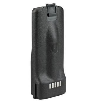 Motorola Li-Ion Battery, For Motorola RM Series 2 Way Radios, #RMU2040, #RMU2080D, #RMU2080 & #RMV2080, Provides Up to 15 Hours Service in Saver Mode, 12 Hours in Regular Mode.