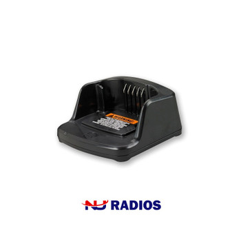 PMLN6394A is the Motorola single unit charger. Genuine Motorola Accessory. Works with Motorola RM Series two way radios. RMM2050, RMU2040, RMU2080, RMU2080D and RMV2080