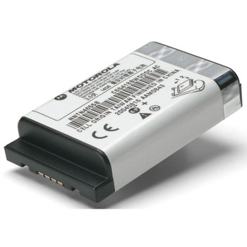 Motorola 53964 High Capacity Li-ion 1500 mAh Battery. Compatible with the DTR-410, DTR-550 and DTR-650.  Also identified as NNTN4655B, NNTN6923A