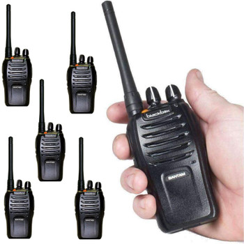 Get your Six Pack of Blackbox Bantam series radios that are high quality rugged unit in a small package.  The Bantam is a compact full powered 16 channel radio with 4 watts.