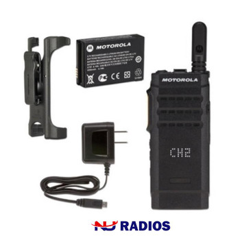 Communicate At The Touch Of A Button With The Motorola WAVE™ TLK 100 Rugged Two-way Radio. Nationwide LTE Cellular Coverage