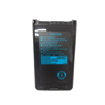 Kenwood KNB-68LC Intrinsictly Safe Replacement Battery Compatible with these Kenwood models with the KSC25 Charger: TK2360IS, TK3360IS Pro Talk two-way radio series