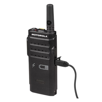 This SL300 (Display) Digital Radio Surveillance Bundle is Designed With You and Your Security Team In Mind - Motorola