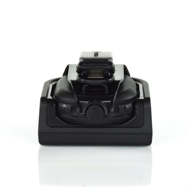 CLP1040 Motorola two-way radios include a rechargeable lithium-ion battery that lasts up to 9 hours on a single charge, a belt holster, a charger, an earpiece/mic and a stand-up charging tray.  Great for Restaurants, Retail and small businesses.