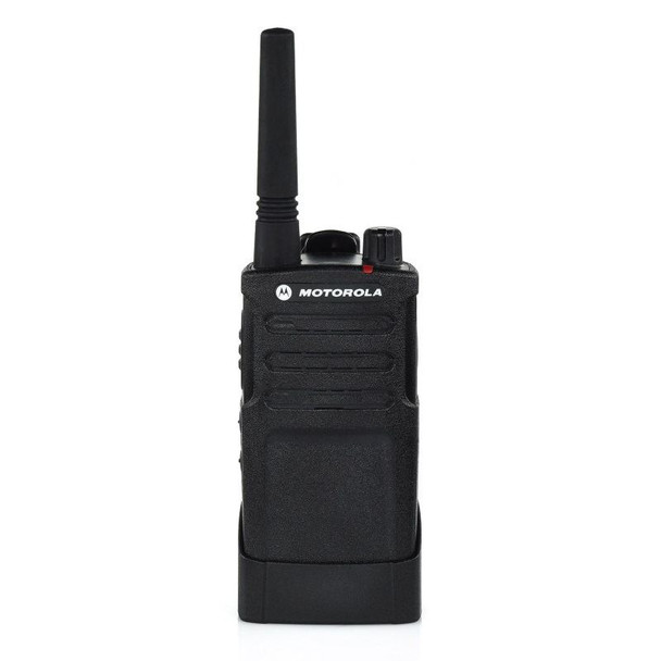 The RMM2050 is License Free and has a rugged design that meets the specifications outlined in MIL-STD 810 C, D, E, F and G for use in adverse conditions, this two-way radio is ideal for outdoor operations.
