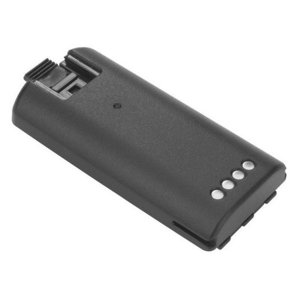 Motorola RLN6308 high capacity Lithium Ion rechargeable battery typically provides up to 26 hours of use with a 2 watt radio and 18 hours of use with a 4 or 5 watt RDx series models.