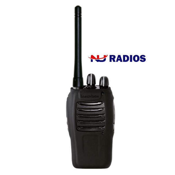 Free case is included with UHF Black Box Bantam two way radio that delivers commercial and worker safety benefits for mission critical users. Two Way Radios give you a powerful combination of flexibility, control and resiliency.