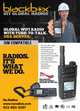 Combining the broad coverage of a nationwide cellular network with the ease of two-way radio communications, the Blackbox BBGR two-way radio gets the job done.