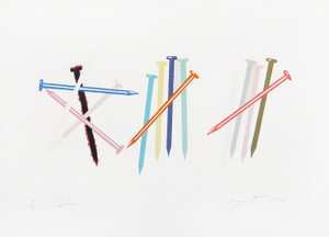 SPIKES BY JAMES ROSENQUIST