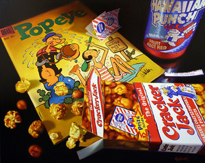 CRACKER JACKS BY DOUG BLOODWORTH