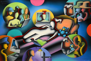 NEIGHBORHOOD WATCH BY MARK KOSTABI