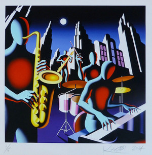 FULL MOON QUARTETT BY MARK KOSTABI