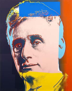 LOUIS BRANDEIS FS II.230 BY ANDY WARHOL