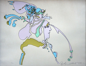 ASTRO GUIDE (1970'S) BY PETER MAX