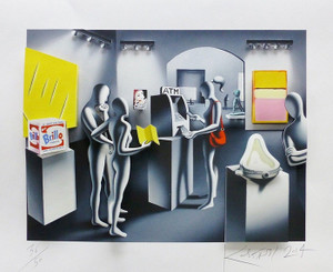 DREAM WITHDRAWAL BY MARK KOSTABI