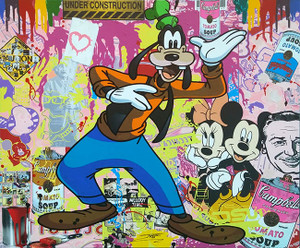 GOOFY AND FRIENDS BY JOZZA