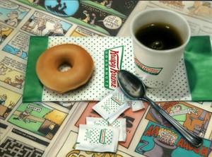 KRISPY KREME BY DOUG BLOODWORTH