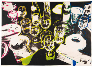 AFTER THE PARTY FS II.183 BY ANDY WARHOL