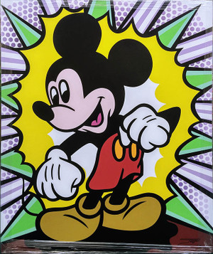 MICKEY MOUSE BY JOZZA