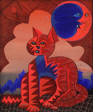 RED GATO BY JESUS FUERTES