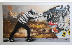 BEHIND THE CURTAIN (DECAY VARIATION) BY MARTIN WHATSON