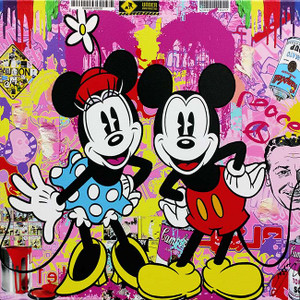 MICKEY & MINNIE 2 BY JOZZA