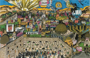 NEXT YEAR IN JERUSALEM BY CHARLES FAZZINO