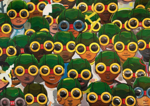 SUSPECTS BY HEBRU BRANTLEY