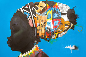 DARKER THAN THE COLOR OF MY TRUE LOVE'S HAIR BY HEBRU BRANTLEY