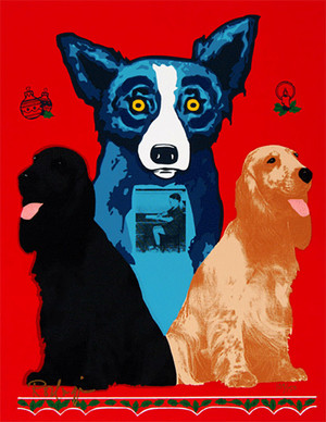 GEORGE'S SWEET INSPIRATION BY GEORGE RODRIGUE