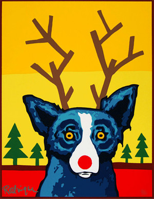 TRULY RUDY BY GEORGE RODRIGUE