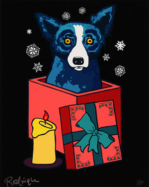 MIDNIGHT SURPRISE BY GEORGE RODRIGUE
