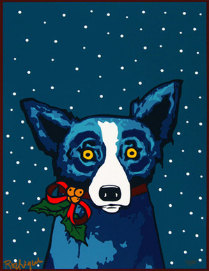 PAPER, RIBBONS AND ME BY GEORGE RODRIGUE