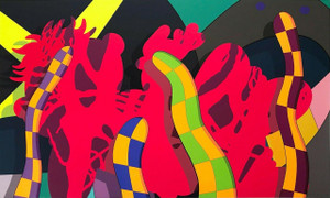 LOST TIME BY KAWS